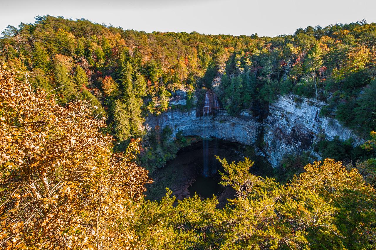 Fall Creek Falls, TN