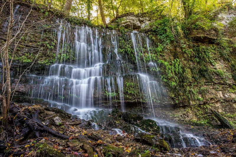 Rock Island State Park, TN