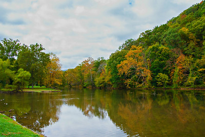 Duck Pond in Narrows, VA Virginia