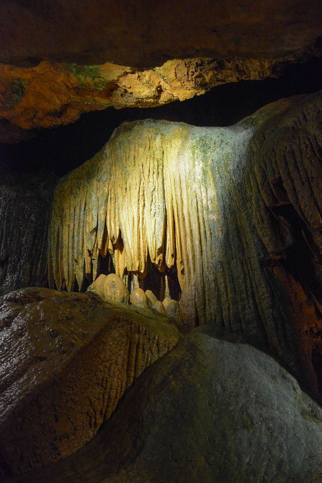 Natural Bridge Caverns, VA