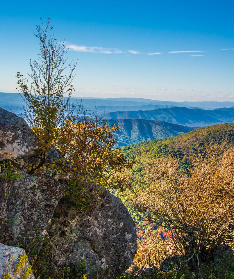 Peaks of Otter, VA