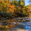 Potts Creek in the Fall