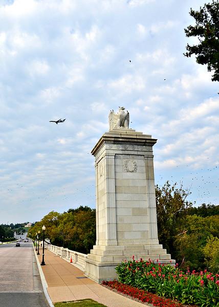 Arlington Memorial Bridge Sculpture