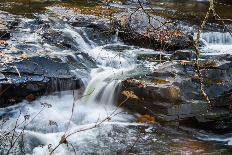 Brush Creek Falls, Mercer, WV