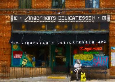 Zingerman's Deli