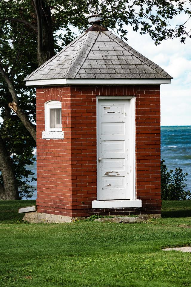 Pointe Aux Barques - Block House