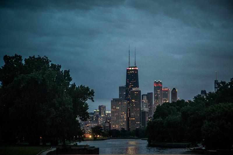 Chicago arising