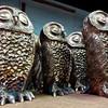 Brad Oldham sculpture studio and fabrication shop