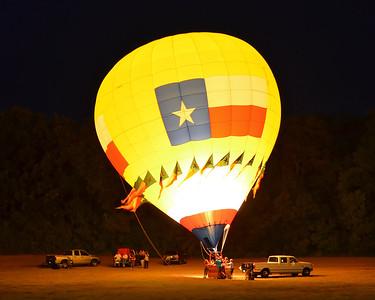 Plano Balloon Festival - 2011