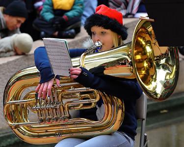 Tuba Christmas 2011