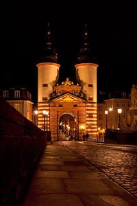 Heidelberg Bridge Towers