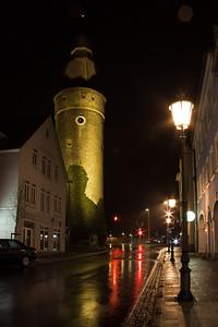 Kitzingen Crooked Tower