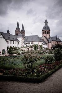 Seligenstadt Kloster