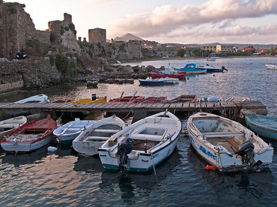 Methoni Harbor