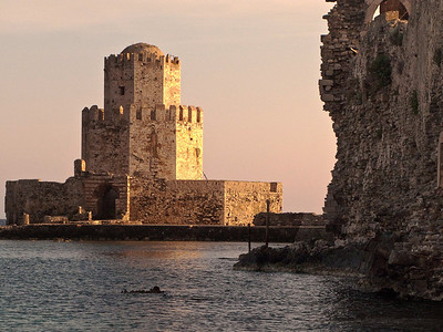 Tower @ Methoni