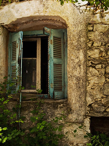 Greek Window, Thallemes