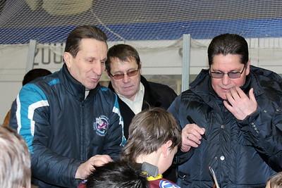 Юрий Макаров, Николай Макаров, Сергей Макаров