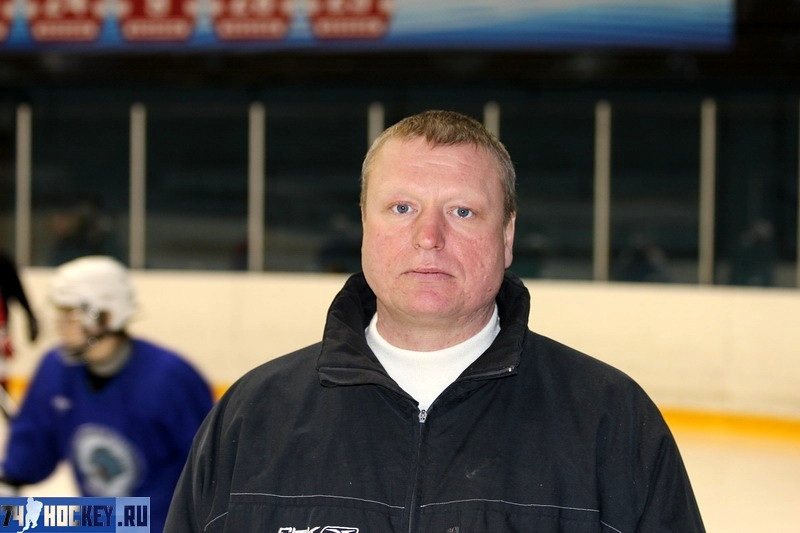 Валерий Никулин, защитник Трактора, Челябинск, хоккей