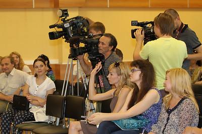 Народ против Трактора. Реалити-шоу. Пресс-конференция, 26 июня 2013