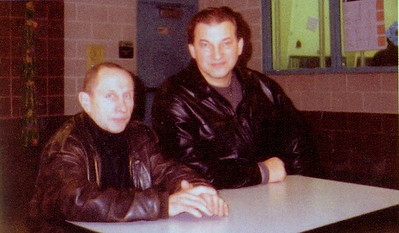 Виктор Михайлович Перегудов и Владислав Третьяк