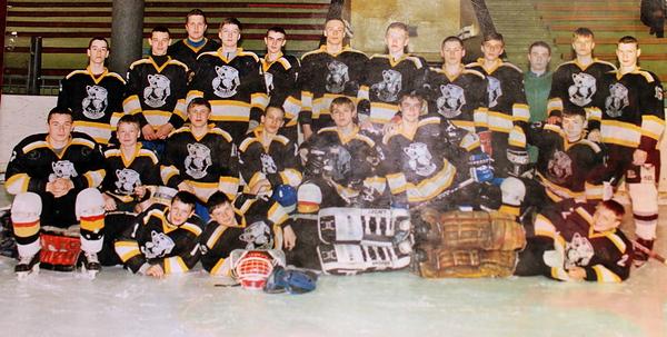 Команда трактор 1983-го года рождения