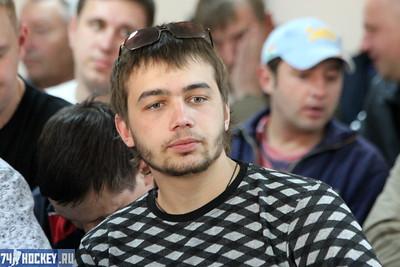 Федерация хоккея Челябинска. Награждение после сезона 2011-2012