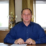Владимир Молчанов, директор школы Трактор