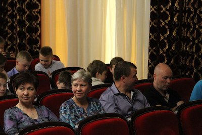 """Школа """"Трактор"""" (Челябинск). Награждение после сезона 2015-2016"""
