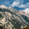First snow along the Wasatch front; Twin Peak wilderness area.