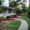 Great spring colors, many azaleas.