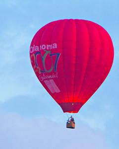 Poteau balloon festival 2010.