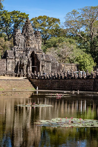 Bayon Reflection