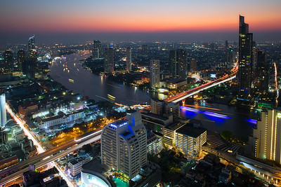 Bangkok into the Night