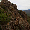 The last little stretch to the top of Boronia Peak