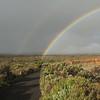 A full double rainbow!