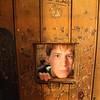 Prisoner in the gaol