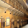 Inside the Melbourne Gaol