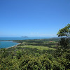 Bicton Hill View. This area is part of the Wet Tropics World Heritage Area