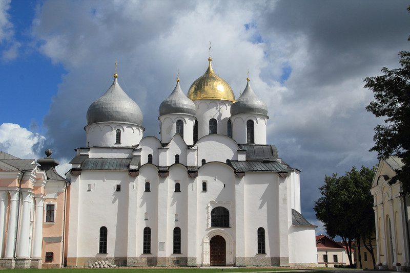 St. Sophia Cathedral, created in 1050