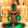 Model of the emerald Buddha