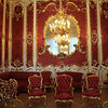 One of the sitting rooms in the Winter Palace