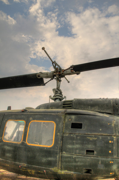 Khe Sanh helicopter