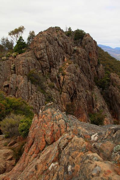Boronias Peak