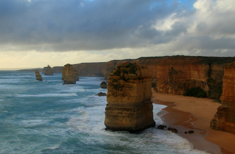 12 Apostles at sunset
