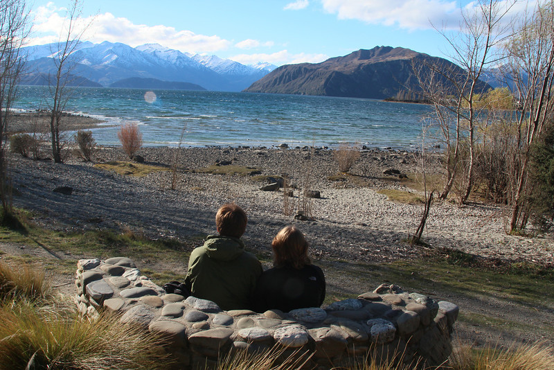 Eely Point on Lake Wanaka