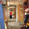 Our speedy train from Qingdao to Beijing