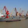 Port of Shanghai, the busiest in the world
