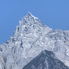 Shanzidou, the highest peak of Jade Dragon Snow Mountain