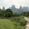The nice path between Yangdi and Xingping