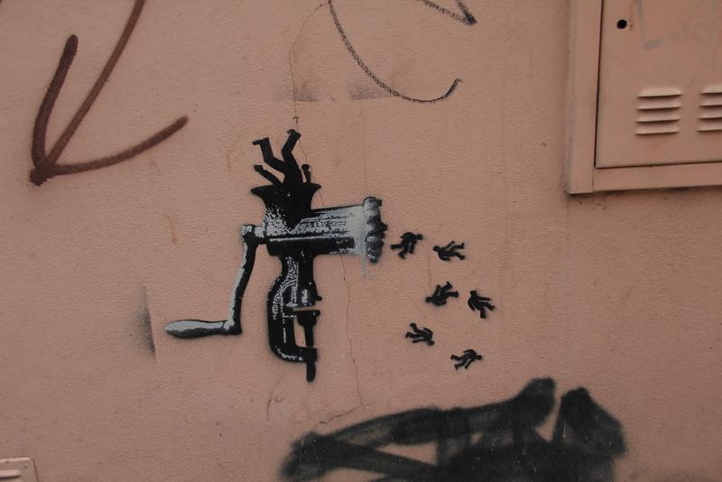Interesting graffiti
